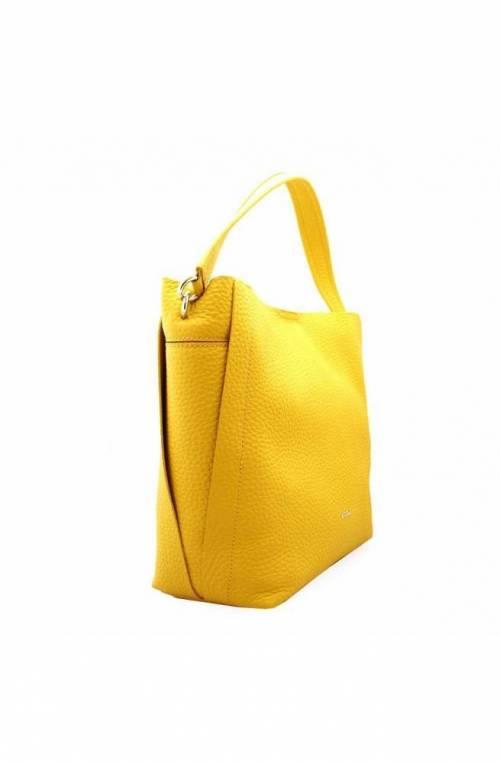 FURLA Bag GRACE Female Leather Ocher - BASMFGC-QUB000-OCR00