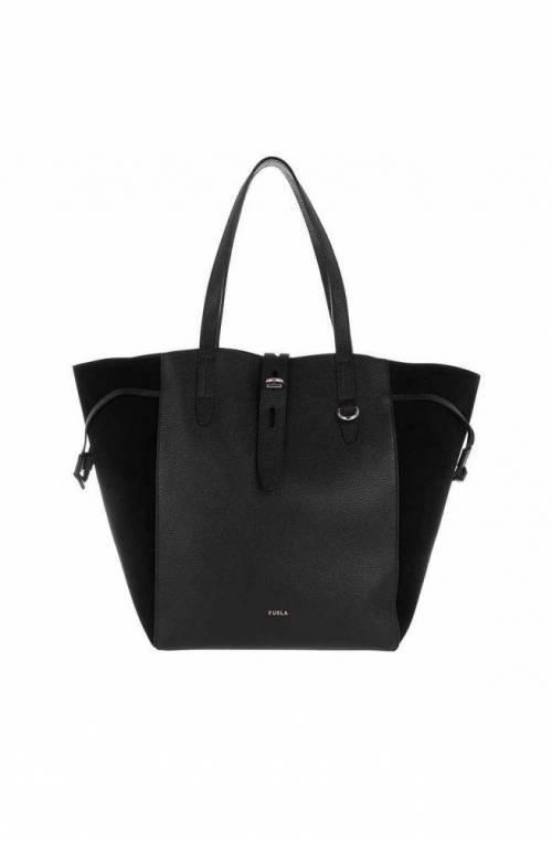 FURLA Bolsa NET Mujer Cuero Negro - BZO5FUA-A0011-O6000