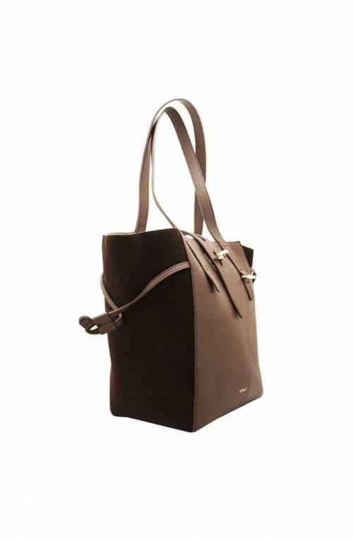 FURLA Bag NET Female Coffee - BZT0FUA-A0011-GAF00