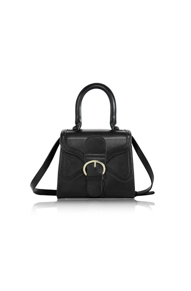POMIKAKI Bolsa Flavia Mujer Negro - FL22-I16-001