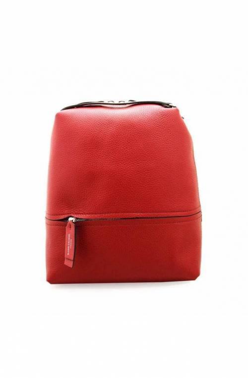 GIANNI CHIARINI Backpack Female Leather red - 8149GRN9641