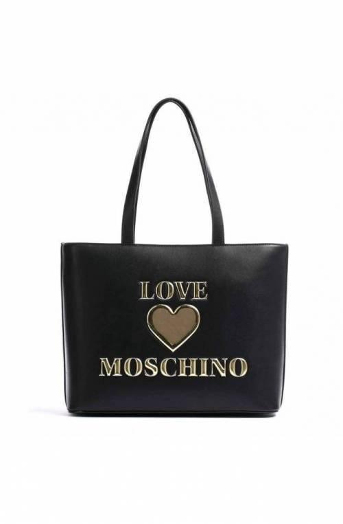 LOVE MOSCHINO Bolsa Mujer Negro - JC4030PP1BLE0000