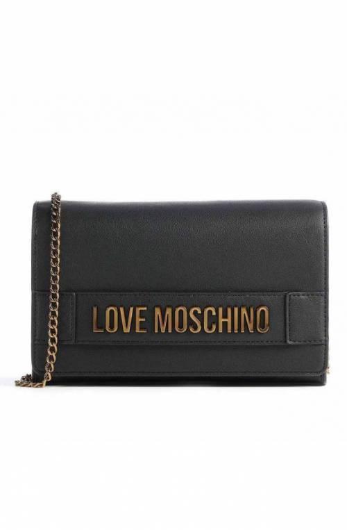 LOVE MOSCHINO Bolsa Mujer Negro - JC4103PP1BLK0000