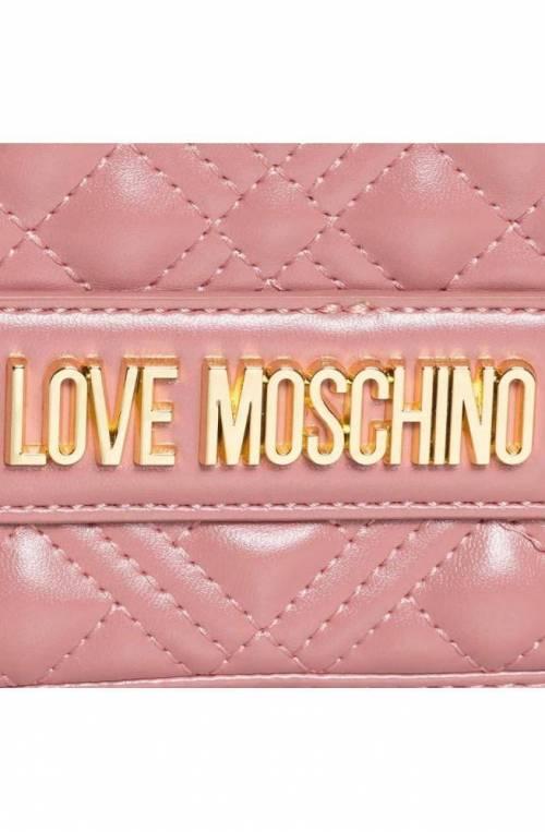 Borsa LOVE MOSCHINO Donna Rosa scuro - JC4000PP1BLA0621