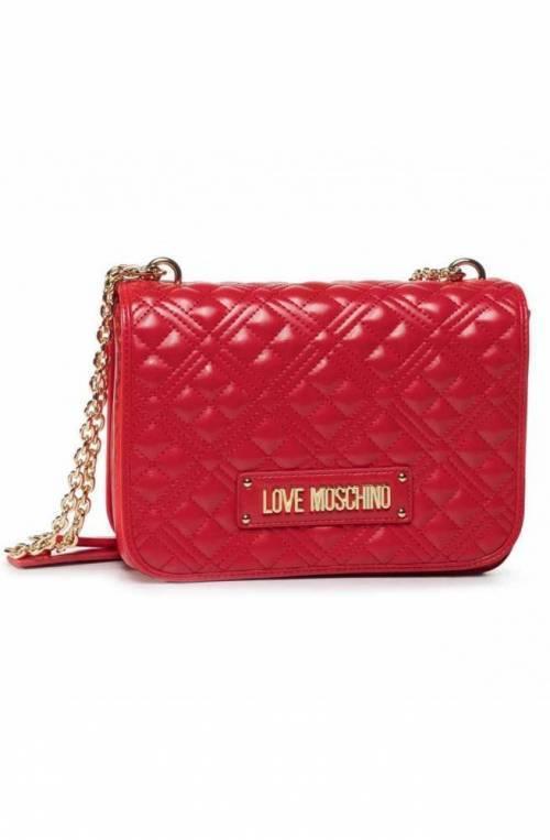 LOVE MOSCHINO Bolsa Mujer Rojo- JC4000PP1BLA0500