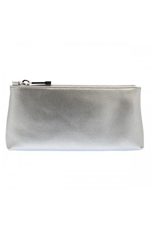 COCCINELLE Beauty case Damen Silber - C5XV0190102280
