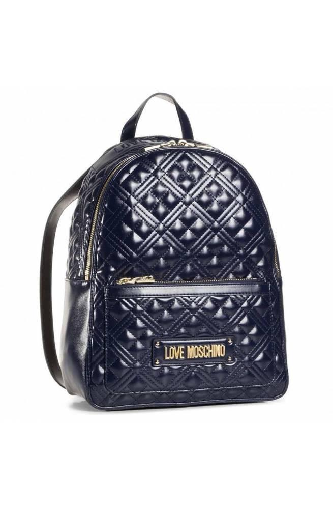 LOVE MOSCHINO Backpack Female blue navy - JC4007PP1BLA0751
