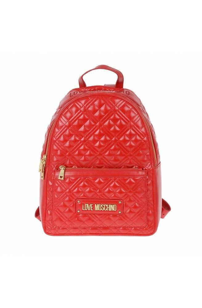 LOVE MOSCHINO Mochila Mujer Rojo - JC4007PP1BLA0500