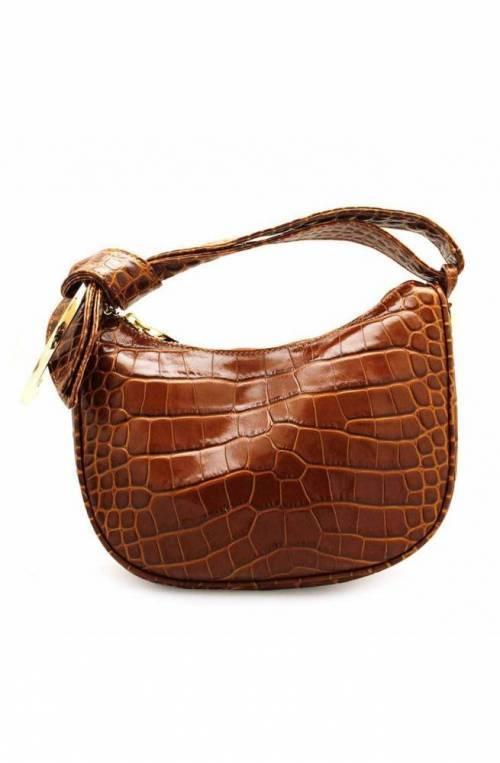 BORBONESE Bolsa Mujer Cuero Màrron - 913973-I70-V93