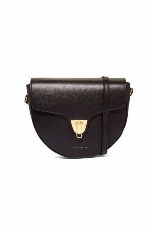 COCCINELLE Bolsa BEAT SOFT Mujer Cuero Negro - E1GF6150101001