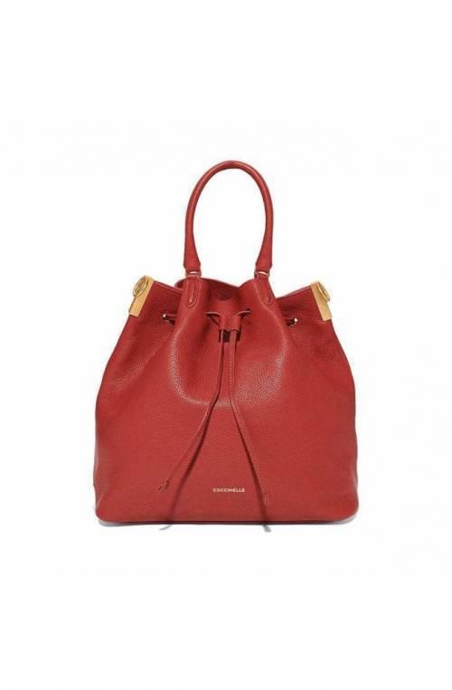 COCCINELLE Bag GABRIELLE Female Leather Foliage red - E1GQ0180301R46