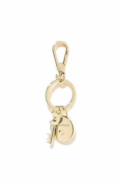 COCCINELLE Llavero CHARM Oro Mujer - E2GZ441F421J37