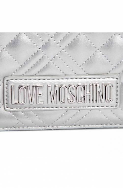 Borsa LOVE MOSCHINO Donna Argento - JC4261PP0BKA0902