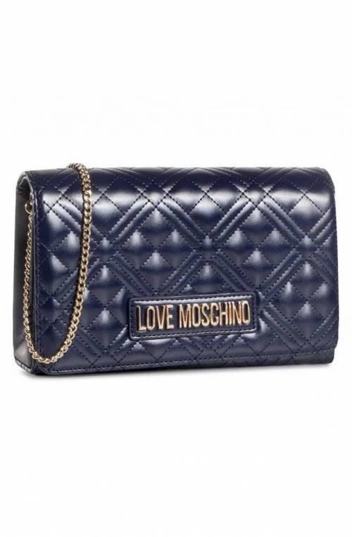 LOVE MOSCHINO Bolsa Mujer Azul - JC4059PP1BLA0751