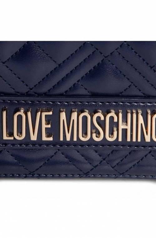 Borsa LOVE MOSCHINO Donna Blu navy - JC4059PP1BLA0751