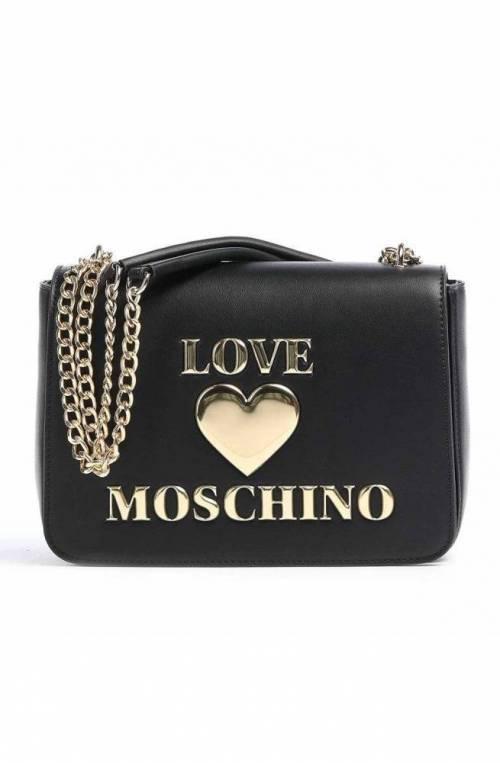 LOVE MOSCHINO Bolsa Mujer Negro - JC4035PP1BLE0000