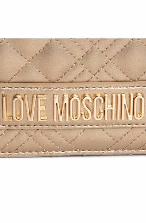 Borsa LOVE MOSCHINO Donna Oro - JC4261PP0BKA0901