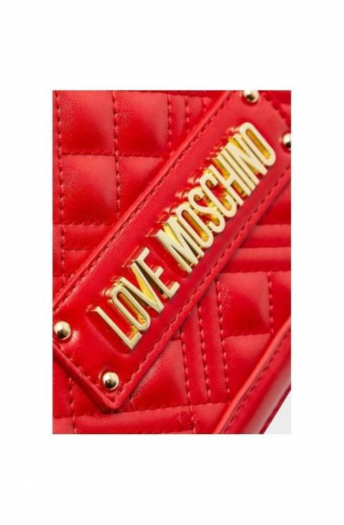 Borsa LOVE MOSCHINO Donna Rosso - JC4009PP1BLA0500