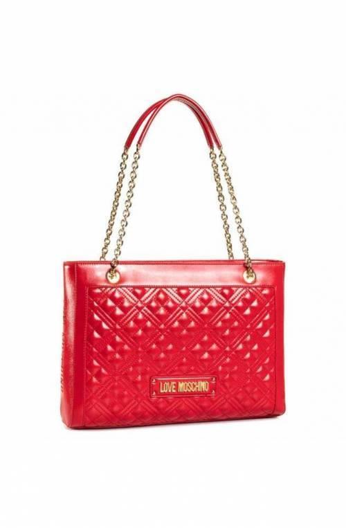 LOVE MOSCHINO Bolsa Mujer Rojo - JC4010PP1BLA0500
