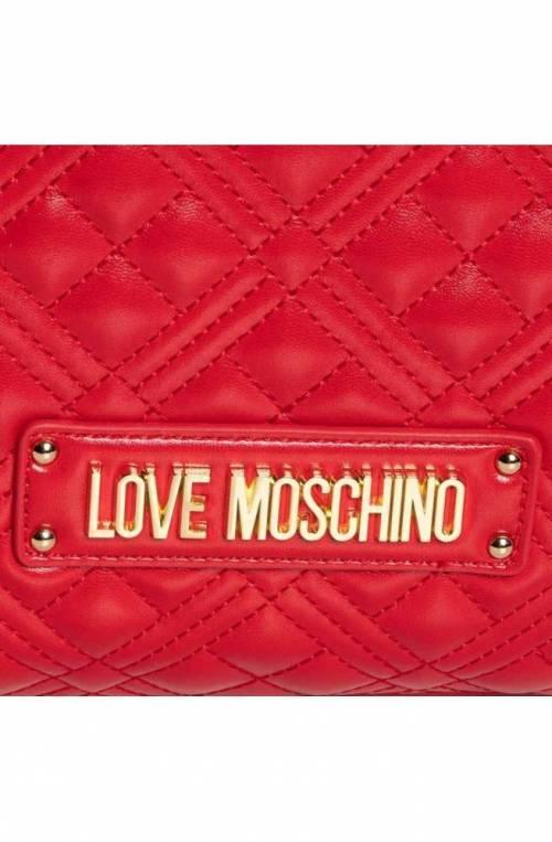Borsa LOVE MOSCHINO Donna Rosso - JC4010PP1BLA0500