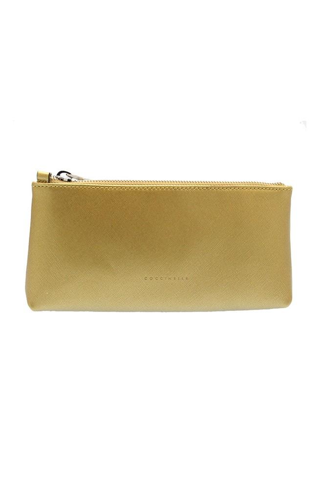COCCINELLE Beauty case Female Gold - C5XV0190102038