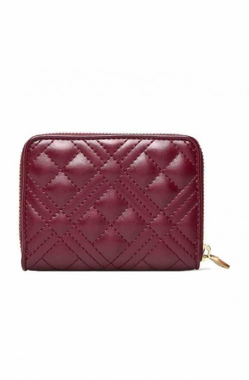 LOVE MOSCHINO Wallet Female Wine - JC5632PP0BKA0552