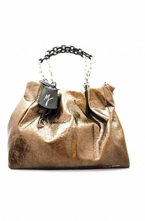 MANILA GRACE Bolsa JASMINE Mujer bronce - B055EU-MD456