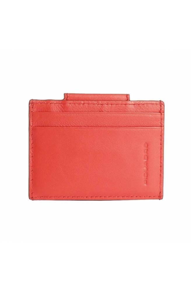 Portacarte PIQUADRO Urban Rosso Pelle - PP5253UB00R-R