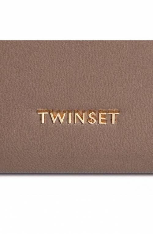 TWIN-SET Bag CECILE Female Taupe - 202TB7181-00068