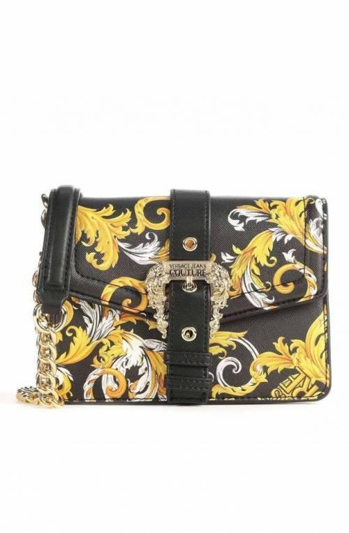 VERSACE JEANS COUTURE Bag BUCKLE Female Multicolor Black - E1VZABF671579M27