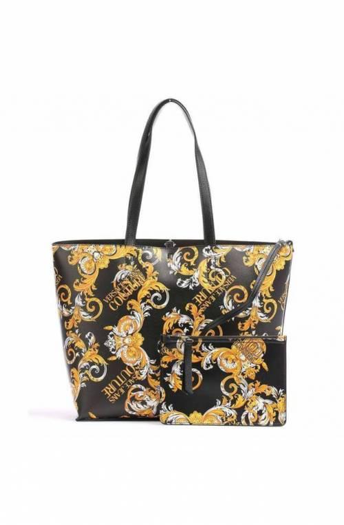 VERSACE JEANS COUTURE Bag PRINTED Female Multicolor Black - E1VZABZ171588M27