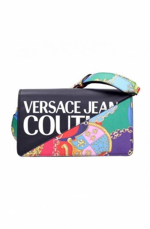 VERSACE JEANS COUTURE Bag PRINTED Female Multicolor Black - E1VZBBG271727M09