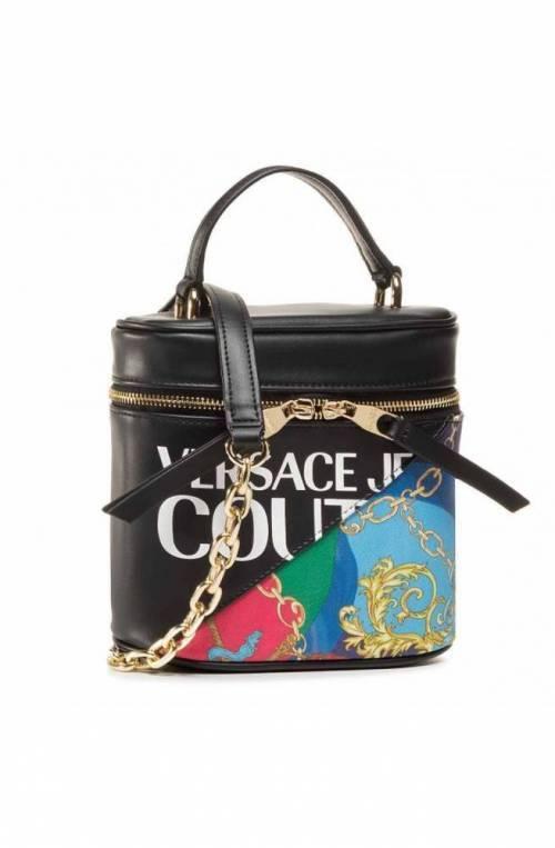 VERSACE JEANS COUTURE Bag PRINTED Female Black - E1VZBBG671727M09