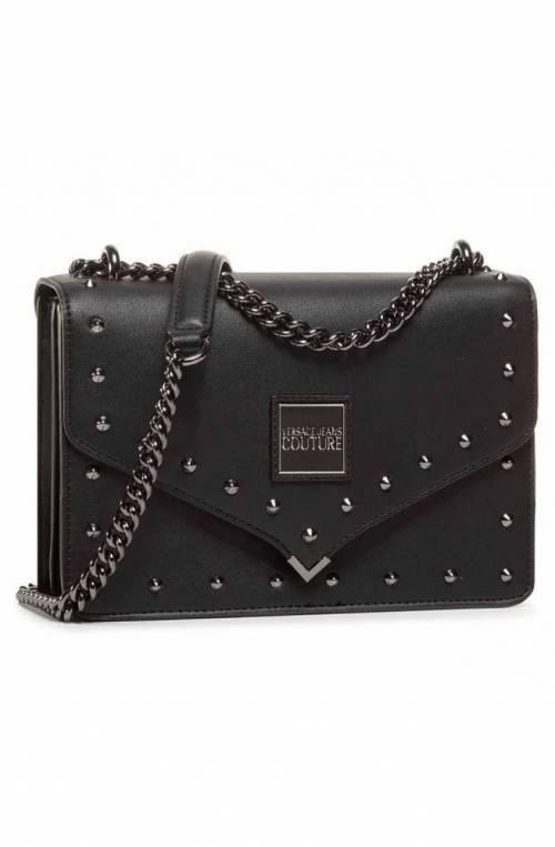 VERSACE JEANS COUTURE Bag REVOLUTION STUDS Female Black - E1VZBBE871407899
