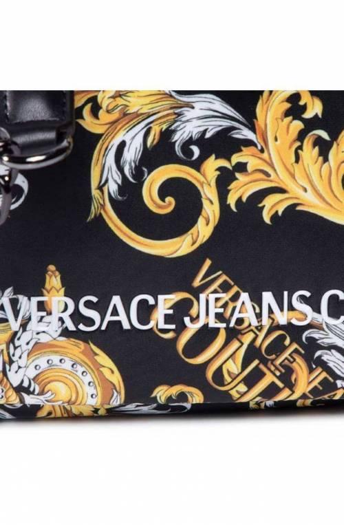 VERSACE JEANS COUTURE Bag SOAVE Female Multicolor Black - E1VZABT271586M27