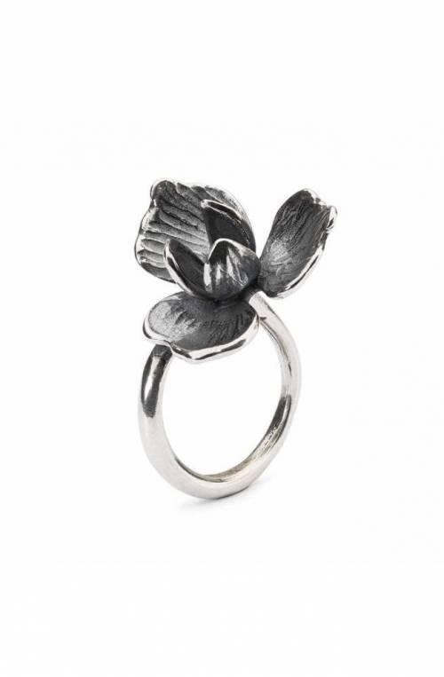 TROLLBEADS Unfolding Ring Female Siz. 58 - TAGRI-00444