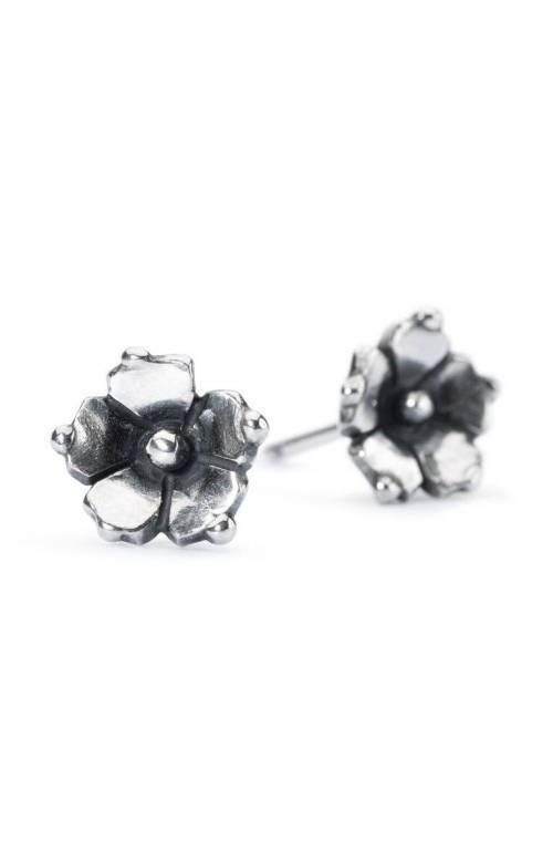 TROLLBEADS Carolina Jessamine Stud Earrings- TAGEA-00084