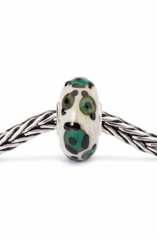 Bead in Argento TROLLBEADS Giaguaro Opalescente - TGLBE-10418