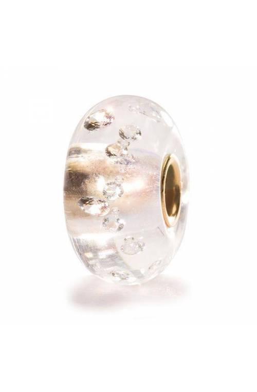 Trollbeads Beads Diamante con Oro TGLBE-00071