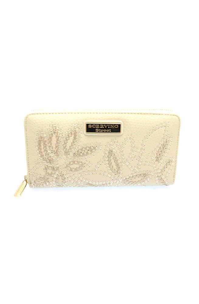 Scervino Street Wallet Chartreuse Woman white - SCWPU000050OW