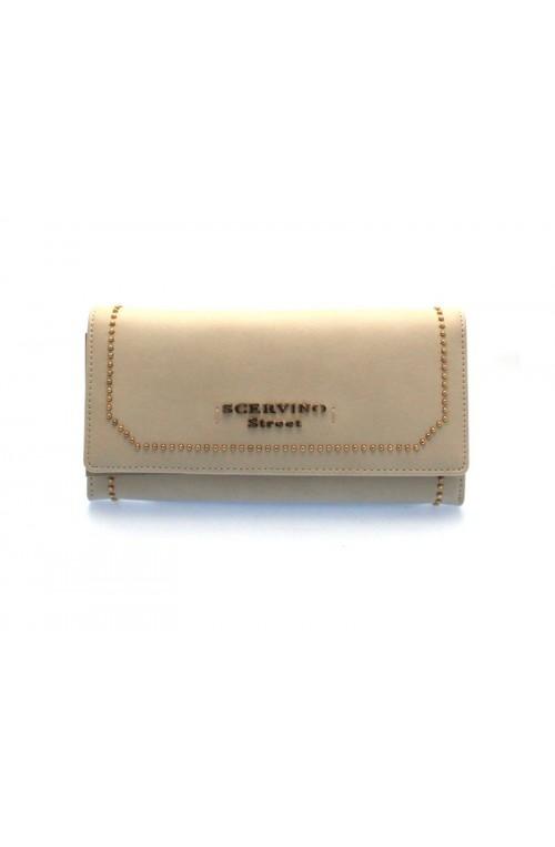 Scervino Street Wallet cognac Woman - SCWPU0000193IC