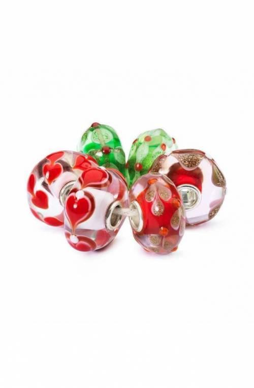 Bead in Argento TROLLBEADS Set Abbraccio di Natale - TGLBE-00087