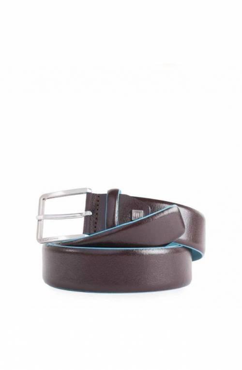 PIQUADRO Cinturón Blue Square Hombre Piel Màrron - CU5258B2-MO