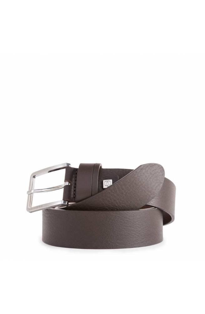 Cintura PIQUADRO Uomo Pelle Marrone - CU5270C81-M