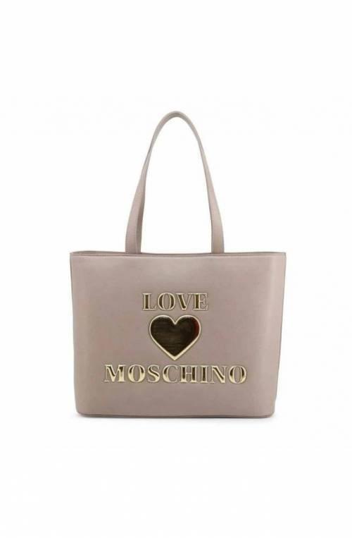Borsa LOVE MOSCHINO Donna Grigio - JC4030PP1BLE0001