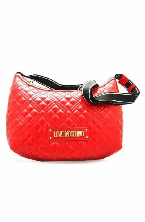 Borsa LOVE MOSCHINO Donna Rosso - JC4005PP1BLA0500