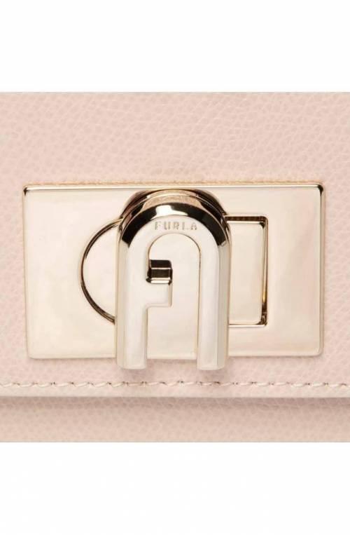 FURLA Bag 1927 Female Leather Pale pink - BAFKACO-ARE000-B4L00