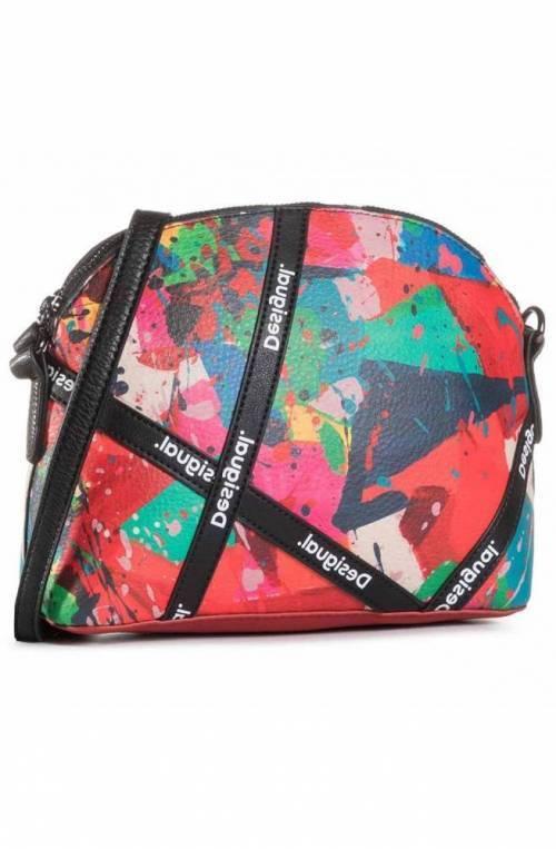 Borsa DESIGUAL ARCADIAN DEIA Donna Tracolla Multicolore - 20WAXP91-3000-U