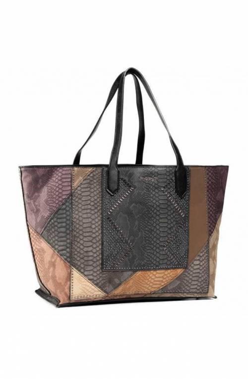 Borsa DESIGUAL PHOENIX Donna shopping Multicolore - 20WAXP18-6000-U