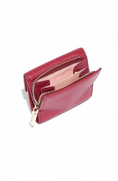 COCCINELLE Wallet METALLIC SOFT Female Leather Deep violet - E2GW5118701V04